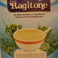 Using finger millet (ragi) flour for baking